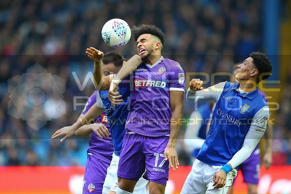 Sheffield Wednesday v Bolton Wanderers 10 - 03 - 18
