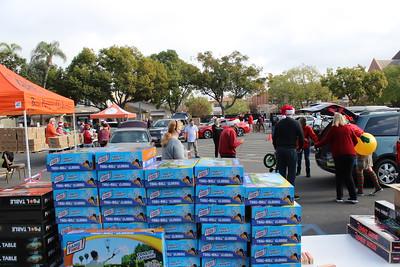 12/12/2020 Christmas Basket Drive Thru Distribution