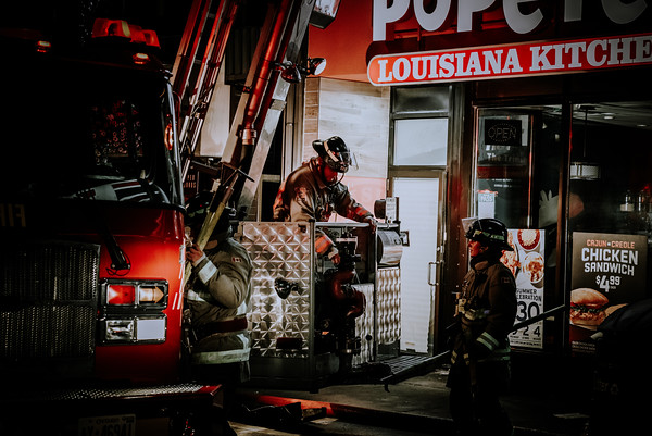 July 27, 2019 - 2nd Alarm - 1163 St. Clair Ave W.
