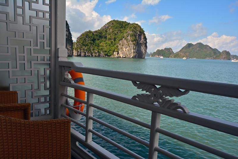 Au Co Cruise Ha Long Bay Vietnam