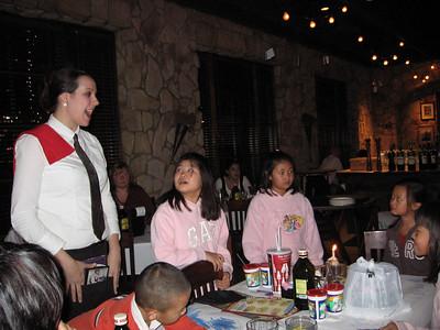 Angelina B-Party 2008