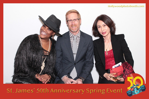 James' 50th Anniversary Spring Event 2019 - 3/9/2019