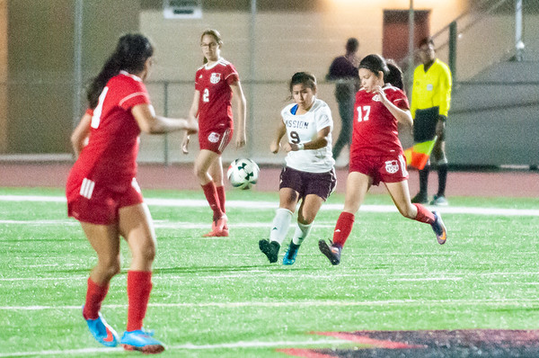 Jan. 30, 2018 - Soccer Girls - Lady Coyotes vs Lady Eagles_LG