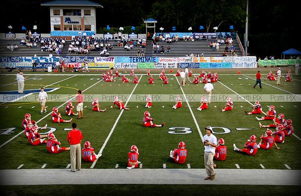 Jackson Academy vs Prep 2013