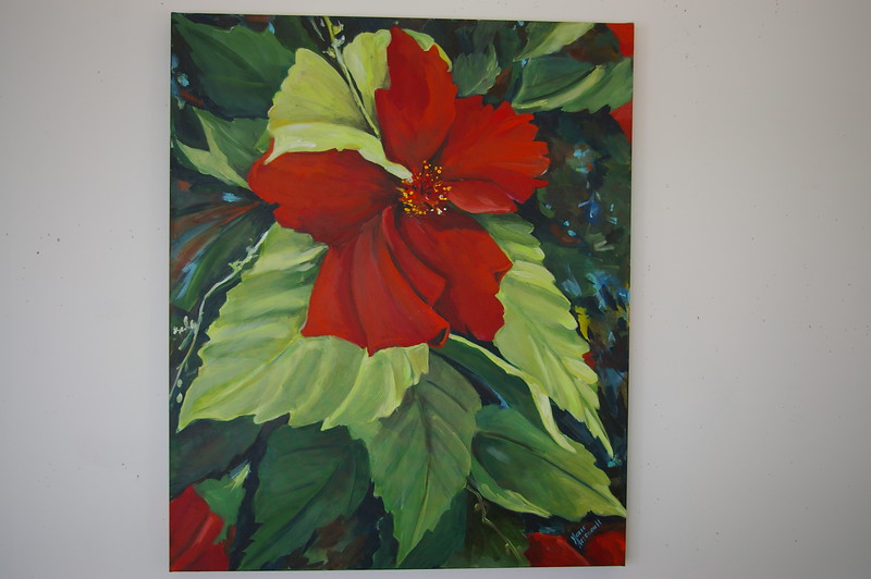 mexican flower  SOLD