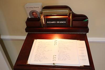 Richard's Funeral - February 2015