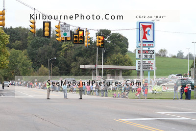Chilhowie Parade 2012
