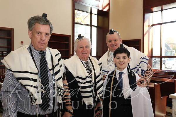 jake's Bar Mitzvah 11-16-18