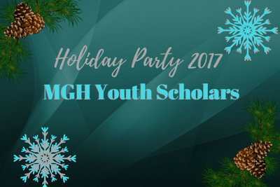 MGH Youth Scholars Party