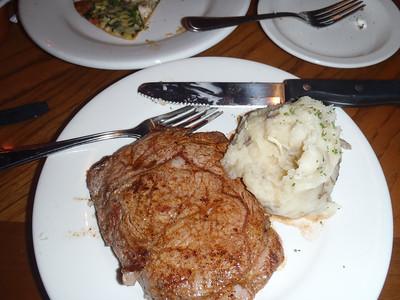 20110315 My B-Day Dinner