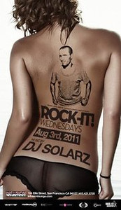 Rock-It Wednesday @ Infusion Lounge 8.3.11