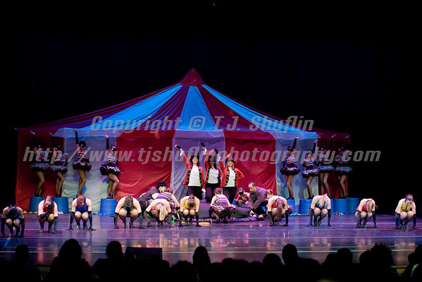 2009 Just Dance Revue