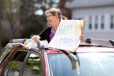 PC, St. Pius community make 90th birthday extra special
