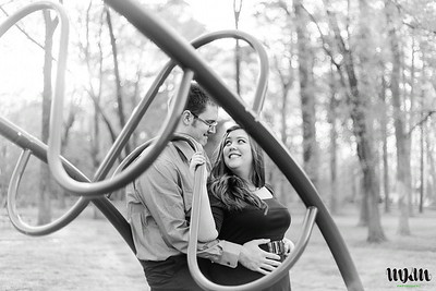 Meghan & Ryan | A Northgate Park Engagement