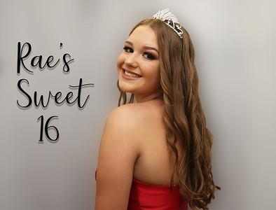Rae's Sweet 16