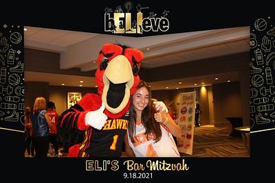 Eli's Bar Mitzvah-9/18/2021