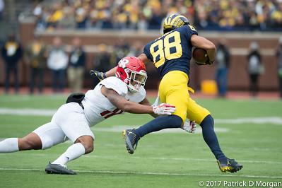 Rutgers v Michigan 10-28-2017