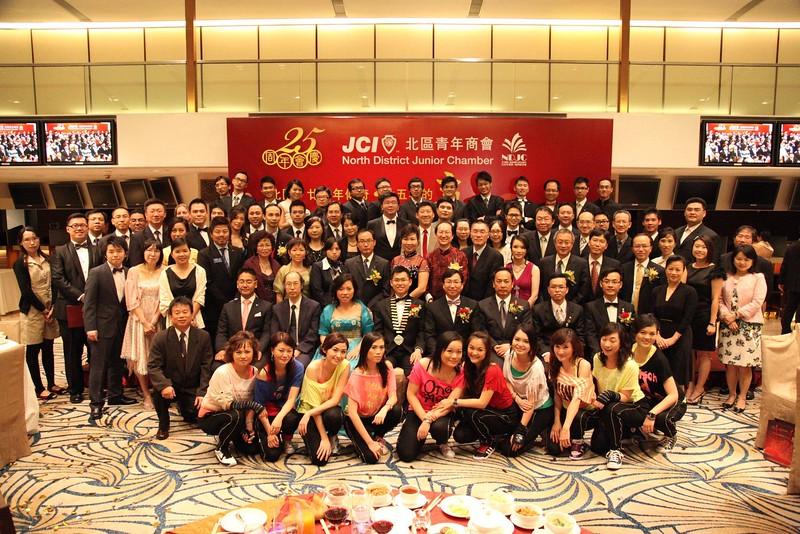 20101022 - 廿五周年會慶(表演)