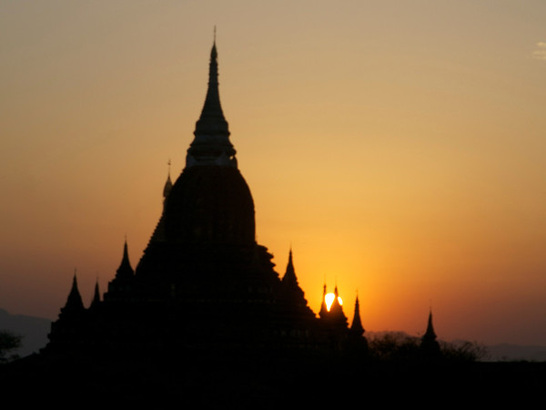 'Ancient' Temples of Began, Burma