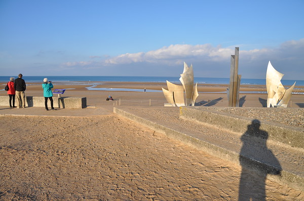 Normandy - Omaha Beach - Tue., Nov. 6, 2018