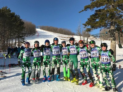 Alpine Club Ski Team