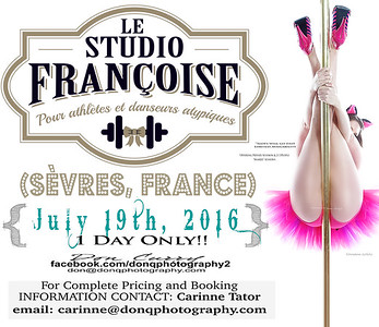 Le Studio Françoise (Paris, France) 072016