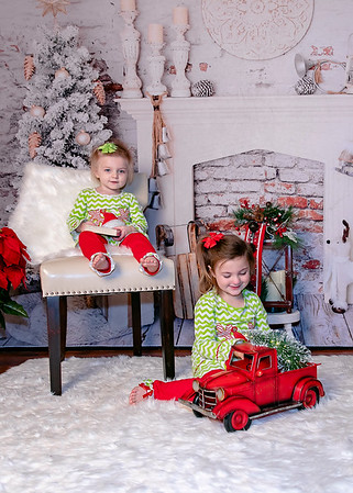 2019 Christmas Mini's