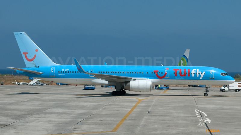 Tuifly Nordic / Boeing B757-204 / SE-RFP