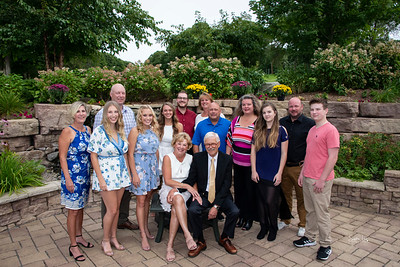 50th Anniversary Family Photos Petoskey Photographer