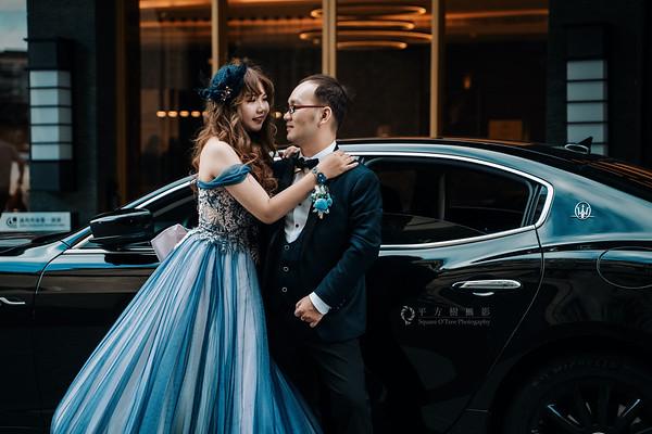 天賜良緣大飯店婚禮紀錄 |  C & L | 婚攝