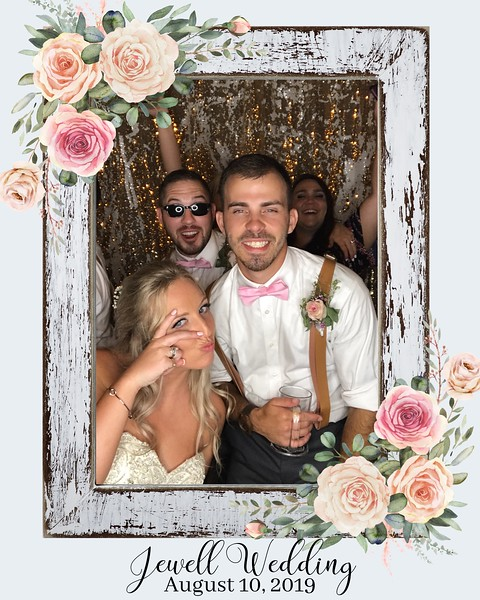 Jewell Wedding - August 10, 2019