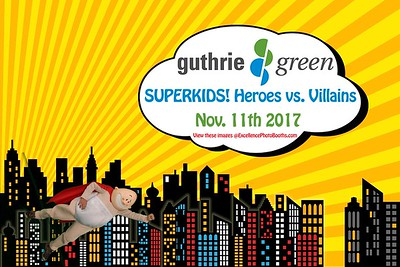Superkids at Guthrie Green