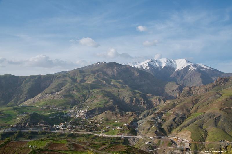 Beğendik (Bidar), Pervari district
