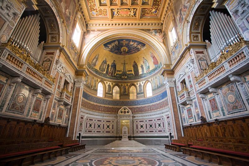 Apse of San Giovanni in Laterano, Rome