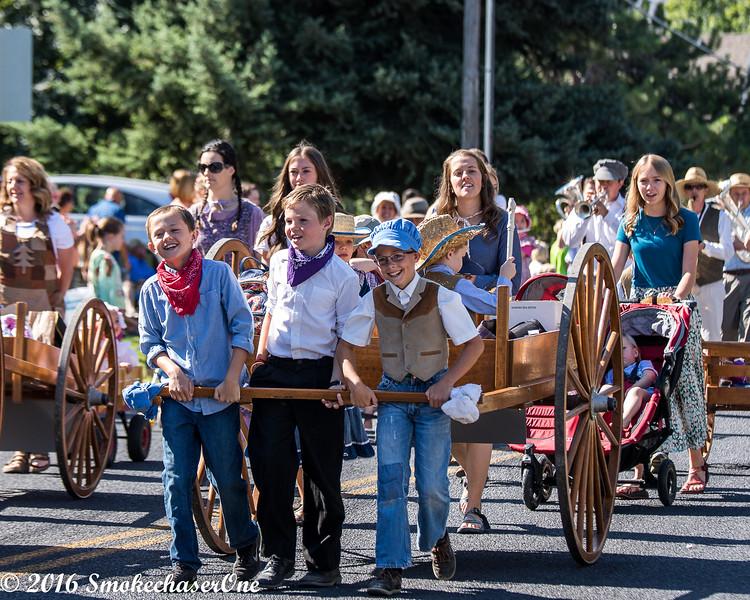 North Logan Parade 2016