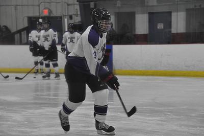 2018-2019 JV Hockey vs. Sycamore