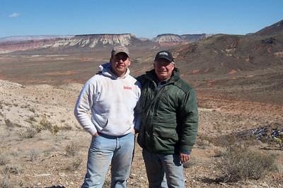 Sand Hollow ATV trip/ Dad-Bill