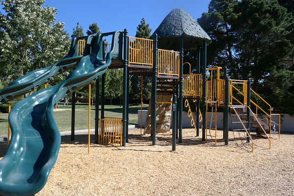 Paul Benedict at Briones Park (Palo Alto, CA)  071214
