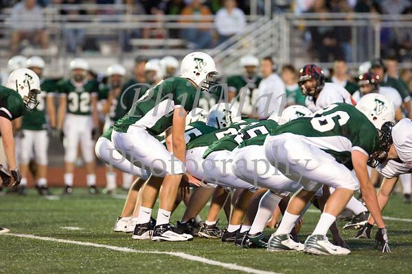 Twin Valley VS Boyertown High School Football 2010 - 2011