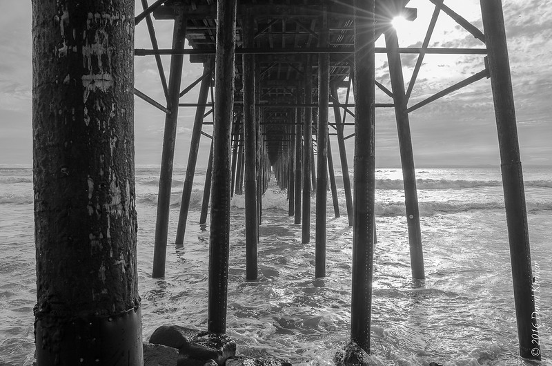 Oceanside Pier 20160305