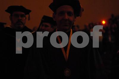 College of Professional Studies Ceremony