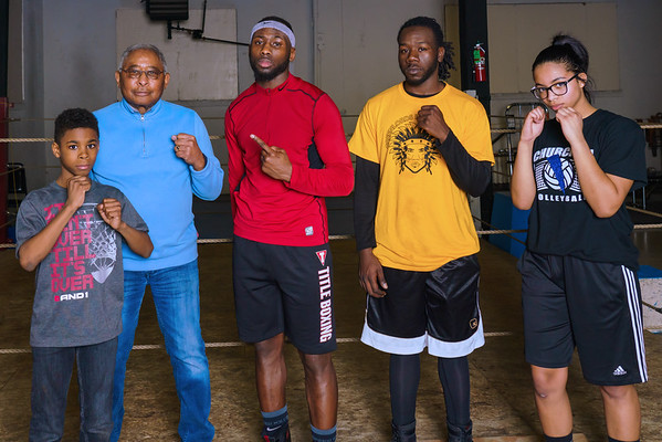 GYAC BOXING March 15, 2018