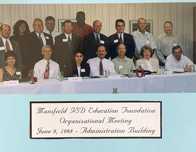 1998 The Founding of the Foundation