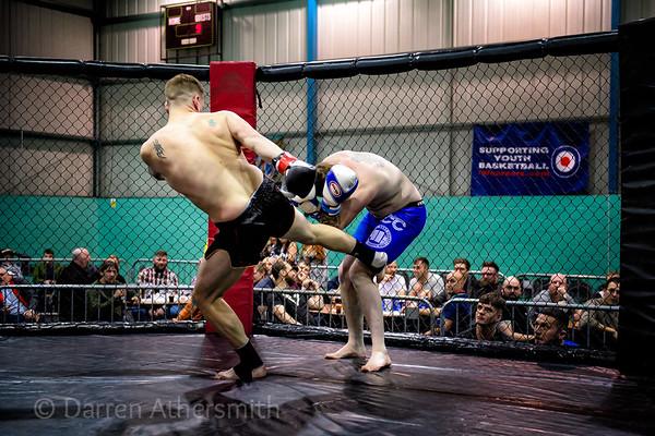 Jamie Fitzpatrick vs Wes Oneill