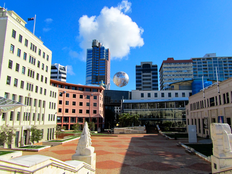 Wellington Civic Square