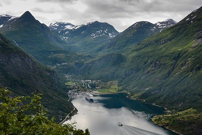 Norway 2016 Bergen to Andalsnes