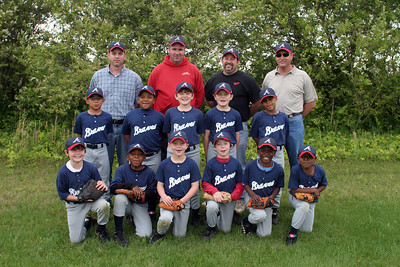 YMCA Braves Baseball 2006