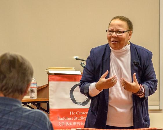 Jan Willis - Professor Emerita, Wesleyan University