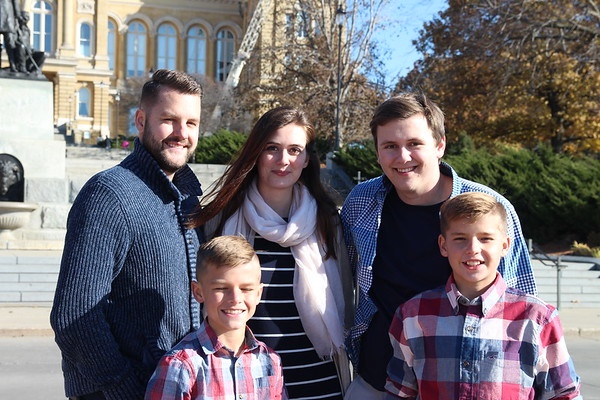 Smithgerald family pictures 2017