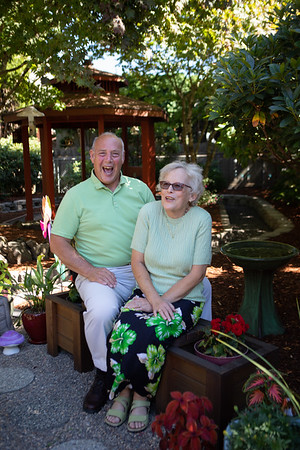 Bob & Gloria 50th anniversary
